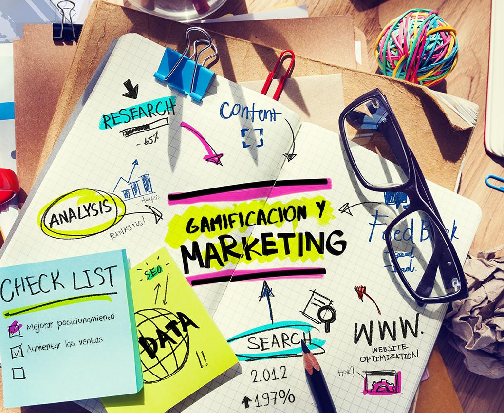 Acciones de Gamificación en el Plan de Marketing Online