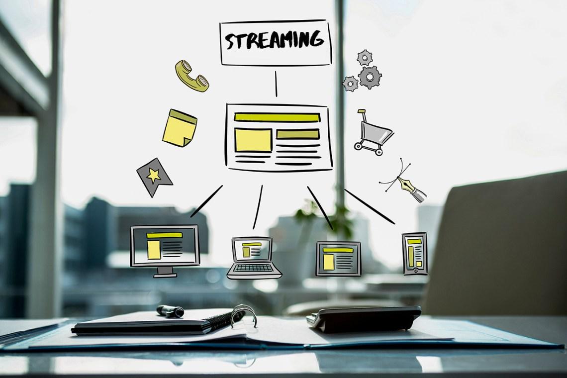 Streaming en la comunicación interna