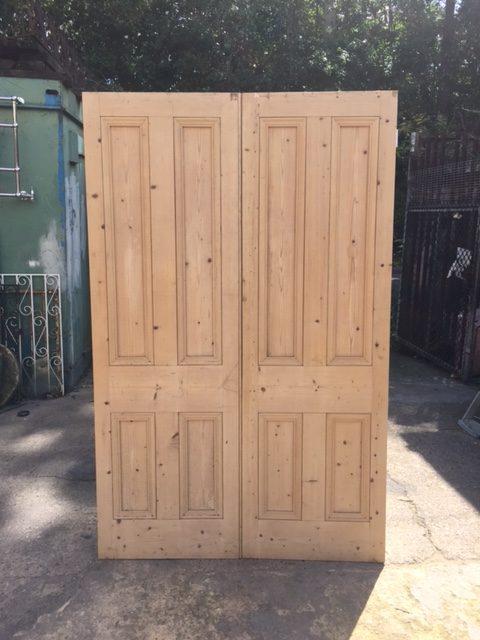 Victorian Pine Doors