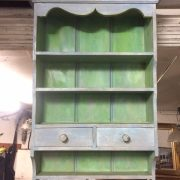 Rustic Painted Pine Unit