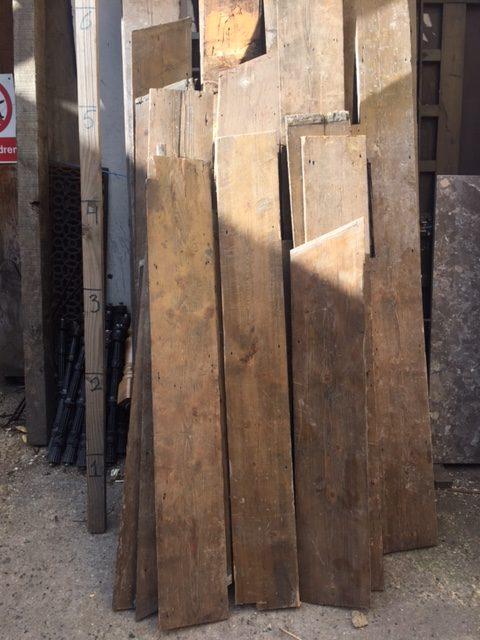Georgian Floor Boards
