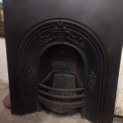 Victorian Cast Iron Fireplace