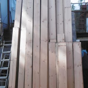 Reclaimed Douglas Fir Boards