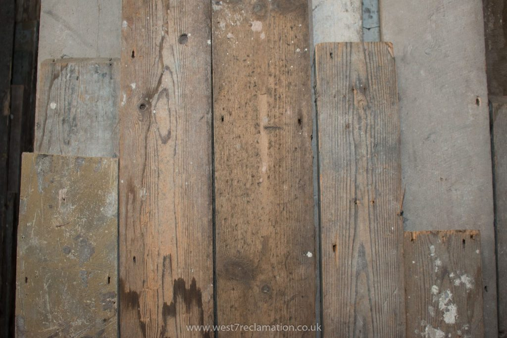 Georgian Floorboards