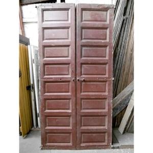 Moorish Doors