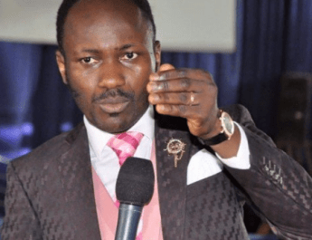 Apostle Suleman, Pastor of Omega Fire Ministries