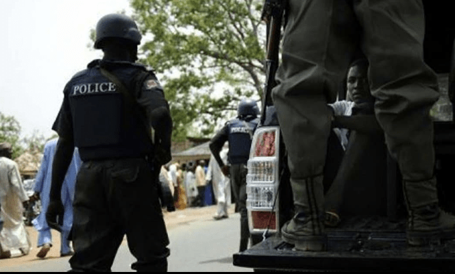 Policemen arrested in Lagos for labeling a man internet fraud and extorting money from him