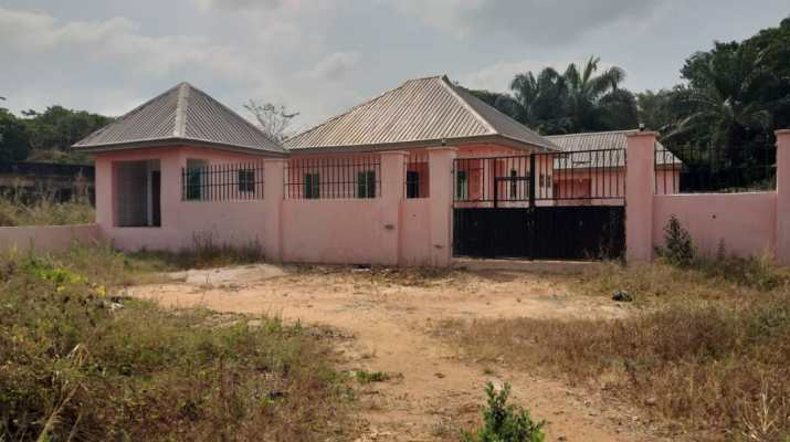 N35 million Victor Umeh primary healthcare abandoned