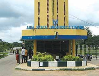 Abia Varsity graduate who couldn't write her name after three trials