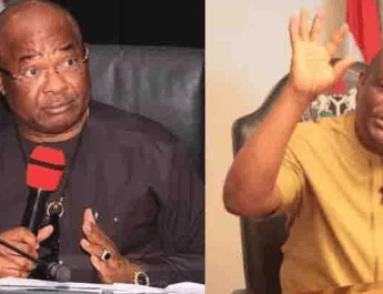 Unfortunate Imo gov has no shame; he should be hiding his face – Wike