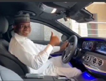 Bello Kogi Gov allegedly buys N35.8 million Mercedes says state is broke
