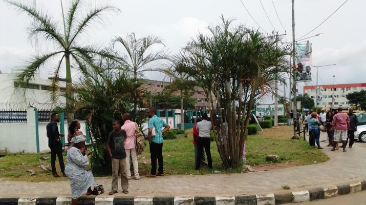 Edo Assembly Staff can't gain access into offices, lament