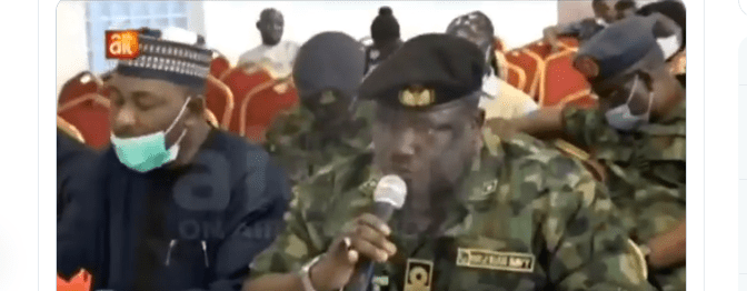 Huge number of our personnel resigning – Nigerian Army authority cries out