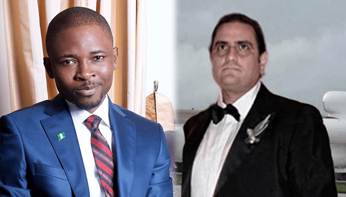 Omojuwa busted for landing lucrative PR contract from suspected Colombian money launderer