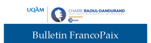 Bulletin FrancoPaix