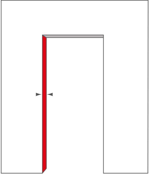 elements de portes coulissantes