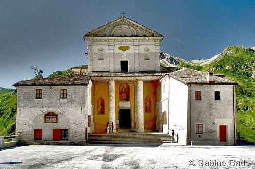 Sanctuario Castelmagno