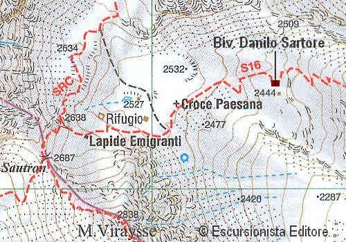 Valle Maira 1:25k - ESCURSIONISTA EDITORE