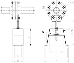 Pipe Hangers and Pipe Support Clamps