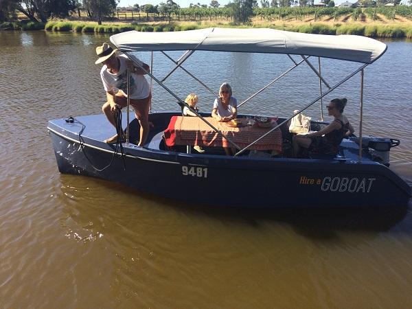 Go Boat Perth