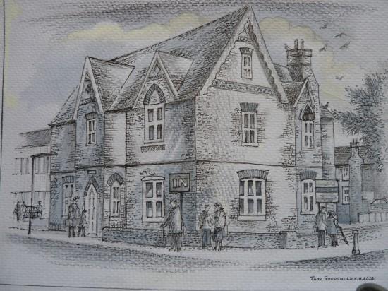 Tony Goodchild  an artistic journey  West Beckenham Residents Association
