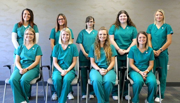 Nsccs Phlebotomy Technician Students Recognized In Ceremony West
