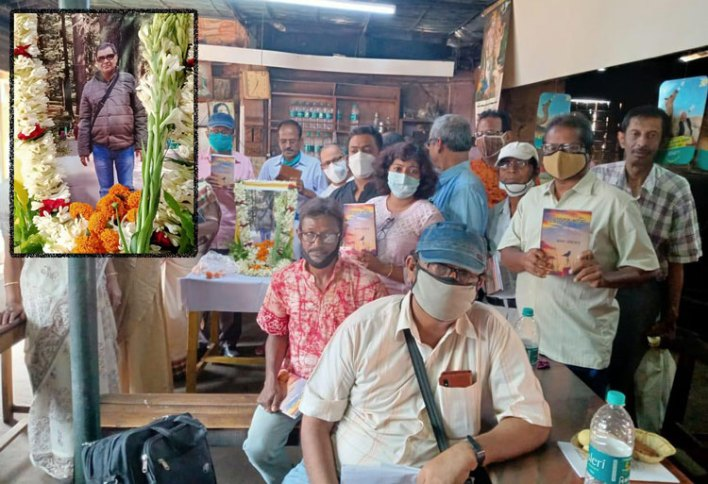 Jhargram News Today : প্রয়াত কবিকে বিশেষ সংখ্যায় স্মরণ পান্থসখায় - West Bengal News 24