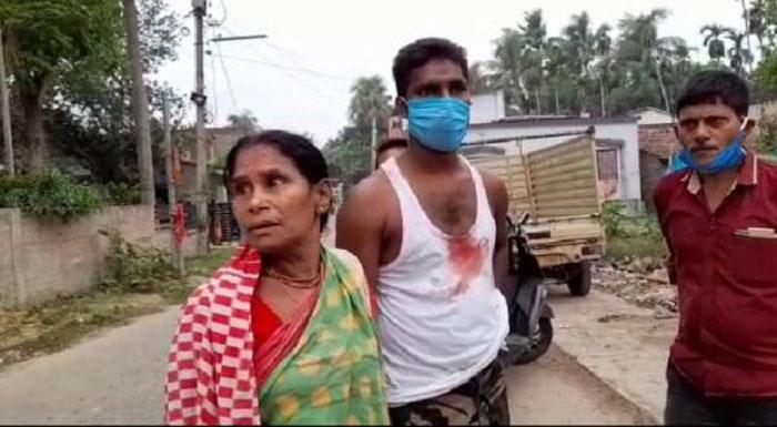 হালিশহরে ভোট দিতে যাওয়ার পথে 'হামলা', জখম তৃণমূল কর্মী - West Bengal News 24