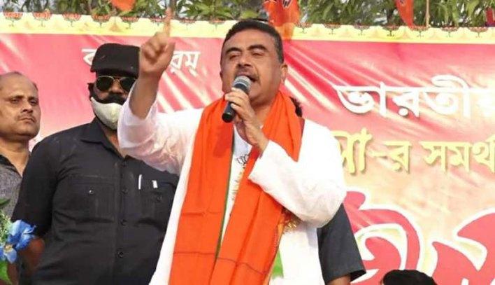 West Bengal Assembly Election 2021 : লেডি হিটলারের হাত থেকে বেরোতে হবে : Suvendu Adhikari - West Bengal News 24
