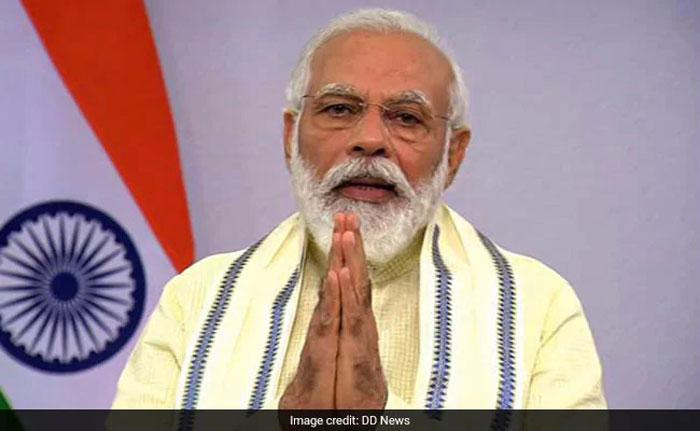 লকডাউন থেকে দেশকে বাঁচাতেই হবে : নরেন্দ্র মোদী - West Bengal News 24