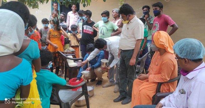 জামবনির দত্তক গ্রামে সয়াবিনের খাদ্য প্রক্রিয়াকরণ শিবির - West Bengal News 24