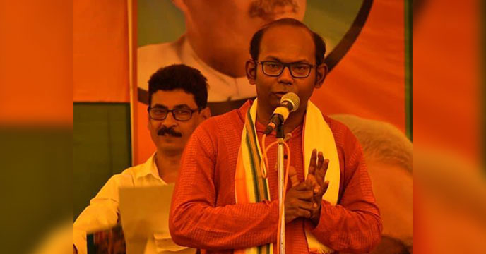 West Bengal Assembly Election 2021 : একজনকে মারলে চারজনকে মারা হবে: Sayantan Basu - West Bengal News 24