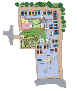 Dharitri Titanium (possession of endurance) - Airport, North Kolkata