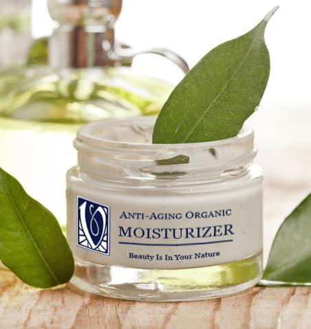 Anti-aging organic skin care