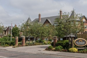 Sunrise Senior Living, one of several Residential Care Homes in Westbourne. © expat