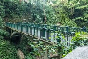 Spandrel (Arched) Bridge Alum Chine, Westbourne