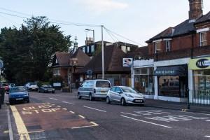 Alum Chine Road, Westbourne