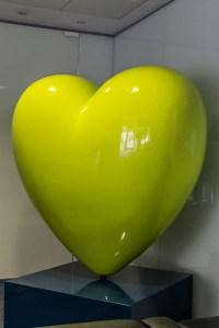 LV Insurance - Heart in the Office.