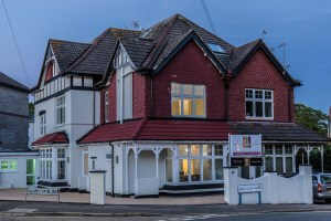 New Hotel and Restaurant, West Cliff Road, Westbourne