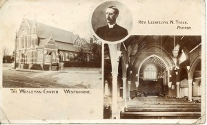 Another early postcard.
