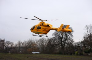 Lincolnshire & Nottinghamshire Air Ambulance