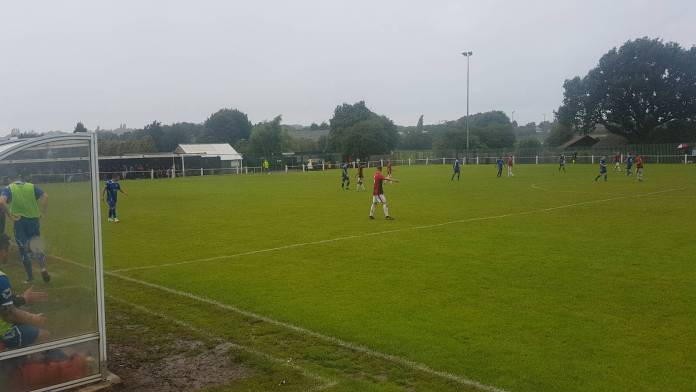 West Bridgford FC vs Kimberley Miners Welfare FC