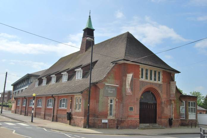 Lutterell Hall