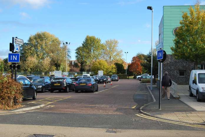 Rushcliffe Car Parks