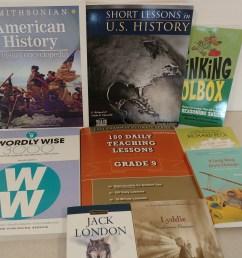American History (9th Grade) West Brooke Curriculum - West Brooke Curriculum [ 1280 x 1584 Pixel ]