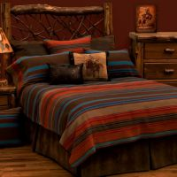 Tombstone II Deluxe Western Bed Ensemble Set