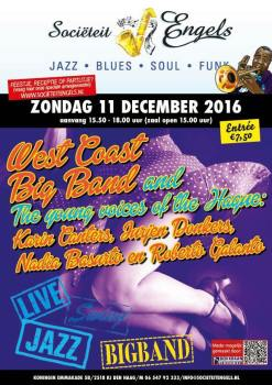 West Coast Big Band | The Hague, Netherlands