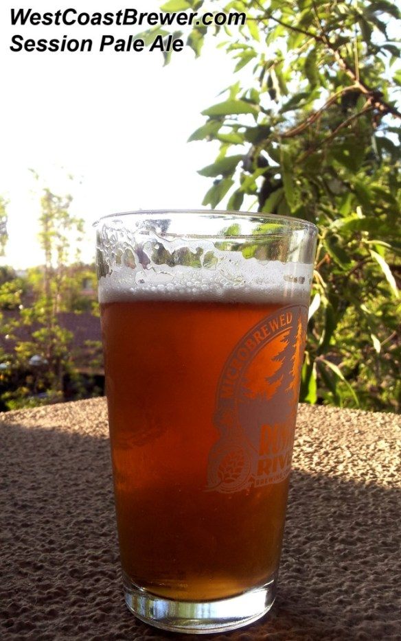 West Coast Brewer Session Pale Ale
