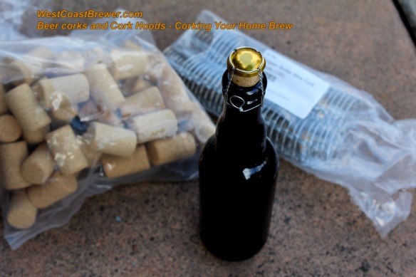 Corking Beer for Home Brewers