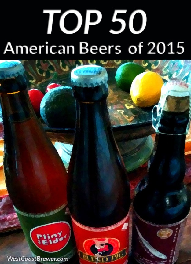 Top 50-Beers of 2015